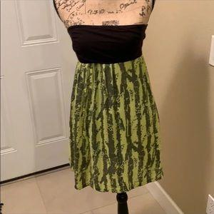Fox coverup dress